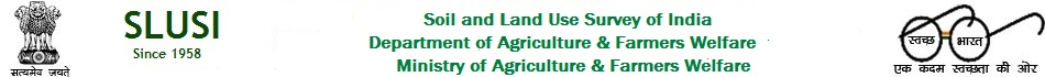 Soil and Land Use Survey of India